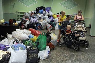 Количество внутренних переселенцев в Украине превысило 1,2 млн - ООН