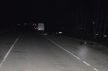 В Ровенской области под колесами авто погиб 25-летний лейтенант милиции