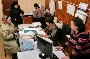Украинцы обрывают телефоны за получением субсидий