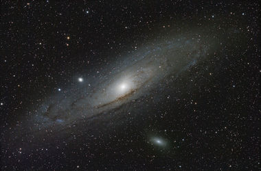 """Ученые нашли космическую """"пустыню"""", где нет звезд и галактик"""