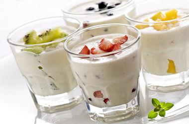 Развенчан миф о пользе йогуртов