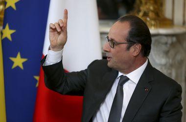 Олланд посетит Киев с официальным визитом