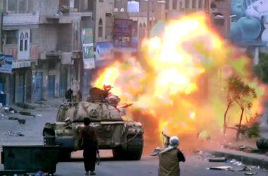 Йемен снова бомбят