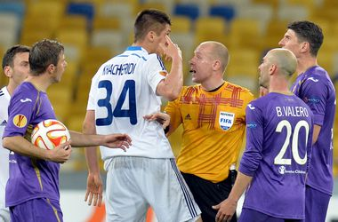 Сегодня Украина может попасть в финал Лиги Европы