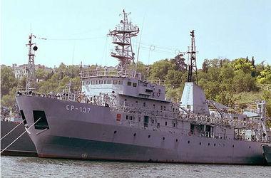 Военный корабль РФ приблизился к границам Латвии – вооруженные силы