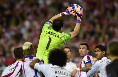 Икер Касильяс установил рекорд Лиги чемпионов по количеству сухих матчей