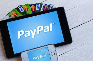 В Украине может заработать PayPal