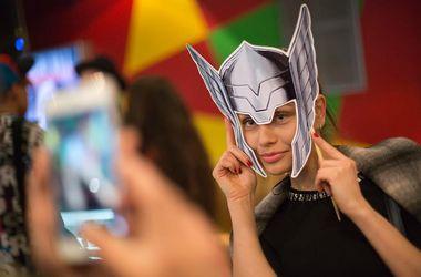 Украинская Джоли примерила маску мстителя