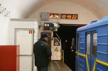 """""""Минирования"""" столичного метро: для милиции выезд на проверку сигнала обходится в 15 тысяч гривен"""