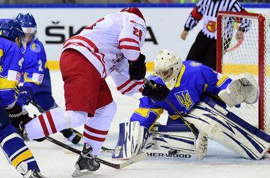 Видеотрансляция матча ЧМ по хоккею Украина – Венгрия