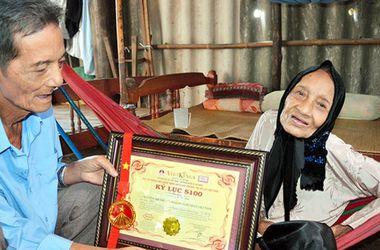 Жительницу Вьетнама признали старейшей женщиной на планете