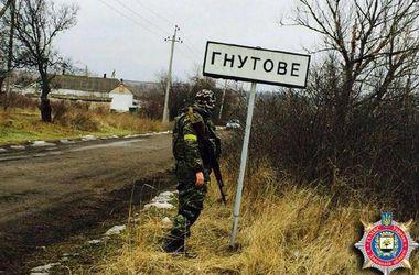 Боевики обстреливают из минометов Гнутово и Широкино