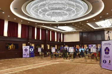 Сборная Украины вышла в лидеры чемпионата мира по шахматам