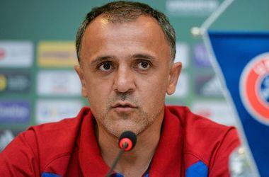 Соперник Украины в отборе на Евро-2016 получил нового тренера