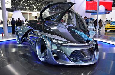 Американцы представили автомобиль будущего