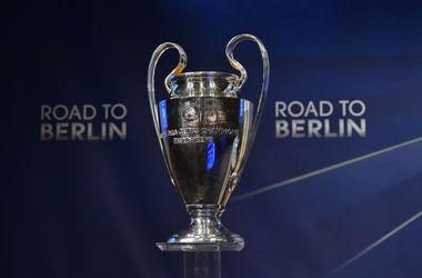 Результаты жеребьевки полуфиналов Лиги чемпионов