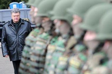 Порошенко подписал Закон, который повысит качество питания военных