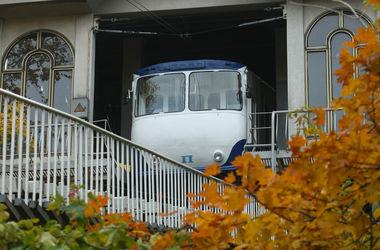 Летом киевский фуникулер отремонтируют за 600 тысяч