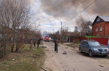 В России взорвался склад пиротехники: повреждены более 80 зданий, 2 человека погибли
