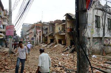В Непале произошло мощнейшее землетрясение: множество жертв