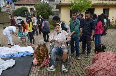 Землетрясение в Непале: число жертв растет огромными темпами