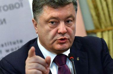 Украина готова защищать свою территорию – Порошенко