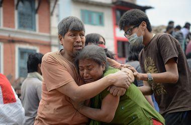 Последствия землетрясения в Непале: разруха, шок и 1,5 тысячи погибших