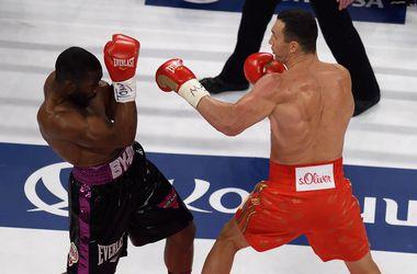 """Владимир Кличко: """"У Брайанта свой филадельфийский стиль, против которого тяжело было боксировать"""""""