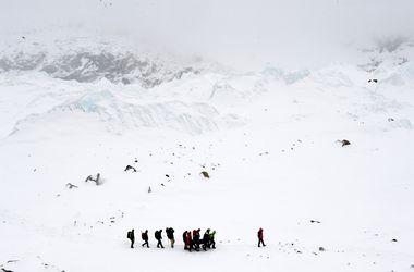 Землетрясение в Непале: при сходе лавины на Эвересте погиб топ-менеджер Google