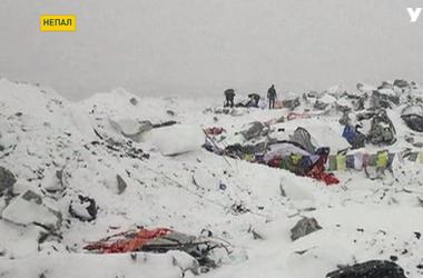 Сегодня утром в Непале произошло второе за сутки землетрясение