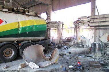 В Кременчуге в ремонтном цеху произошел взрыв, есть пострадавшие