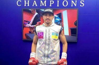 Украинец Постол получил соперника в борьбе за титул чемпиона WBC