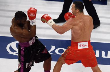 Кличко-Дженнингс - самый рейтинговый бой на телеканале HBO с 2012 года