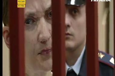 Надежду Савченко сегодня перевели из СИЗО в одну из московских больниц