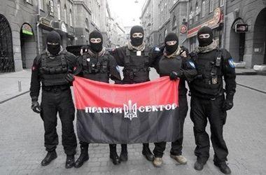 """""""Правый сектор"""" обвинил власть в провокациях и идет пикетировать Администрацию президента"""