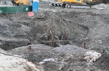 Археологические работы на Почтовой площади в возобновят через два-три месяца