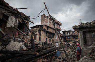 В Непале ночью произошло новое землетрясение