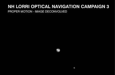 Ученые разглядели на Плутоне полярную шапку