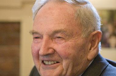 99-летнему Дэвиду Рокфеллеру пересадили сердце