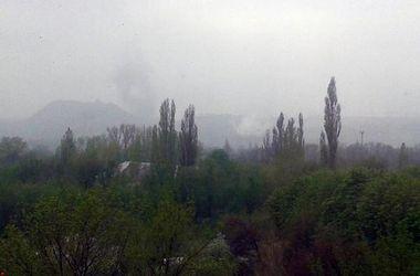 В Донецке и Макеевке прогремел мощный взрыв