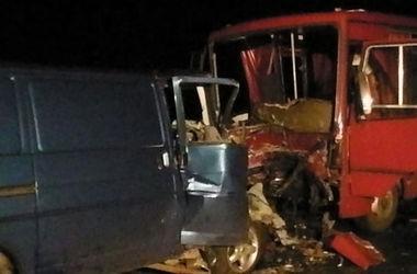В Полтавской области разбился автобус с военными – есть жертвы