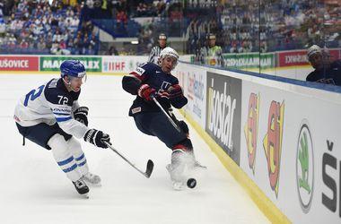 ЧМ по хоккею: США громит Финляндию, Канада - Латвию