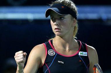 Элина Свитолина выиграла турнир в Марокко