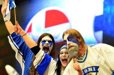Сборная Финляндии одержала первую победу на ЧМ по хоккею