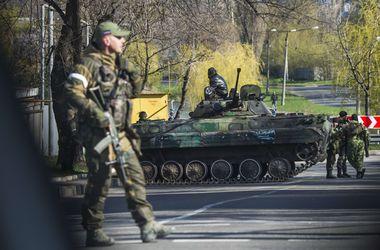 За сегодня боевики девять раз обстреляли позиции украинских военных в Широкино