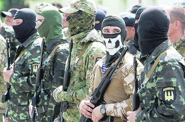 Силовики отрицают присутствие добровольческих батальонов в зоне боевых действий