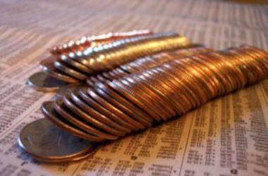 """Казначейский счет Украины за апрель """"похудел"""" на 3 млрд грн"""