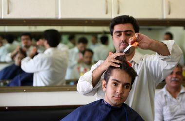 В Иране запретили модные стрижки и солярий