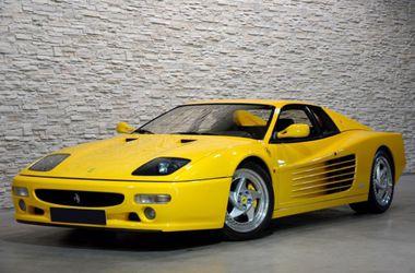 Две классические Ferrari уйдут с молотка