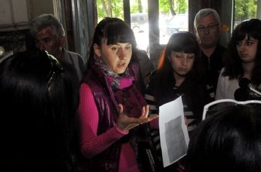 Львовскую ОГА пикетировали родственники бойцов